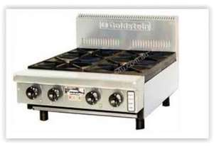 Goldstein 4 Burner Cuisine Boiling Top