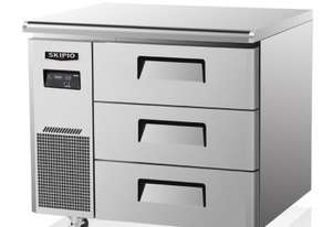 Skipio SUF9-3D-3 Under Counter Freezer Three Drawers