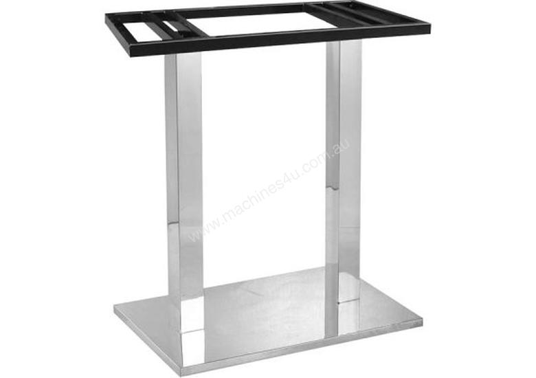 F.E.D. 8003 3 Rectangle Stainless Steel Table Base 1000H