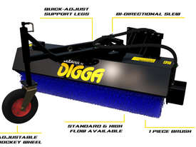 DIGGA ANGLE BROOMS - picture0' - Click to enlarge