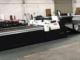 HVAC CNC Plasma With Decoiler & Programmable Feeder Straightener - picture0' - Click to enlarge