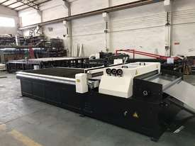 HVAC CNC Plasma With Decoiler & Programmable Feeder Straightener - picture3' - Click to enlarge