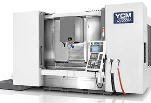 TCV Series Traveling Column Vertical Machining Center