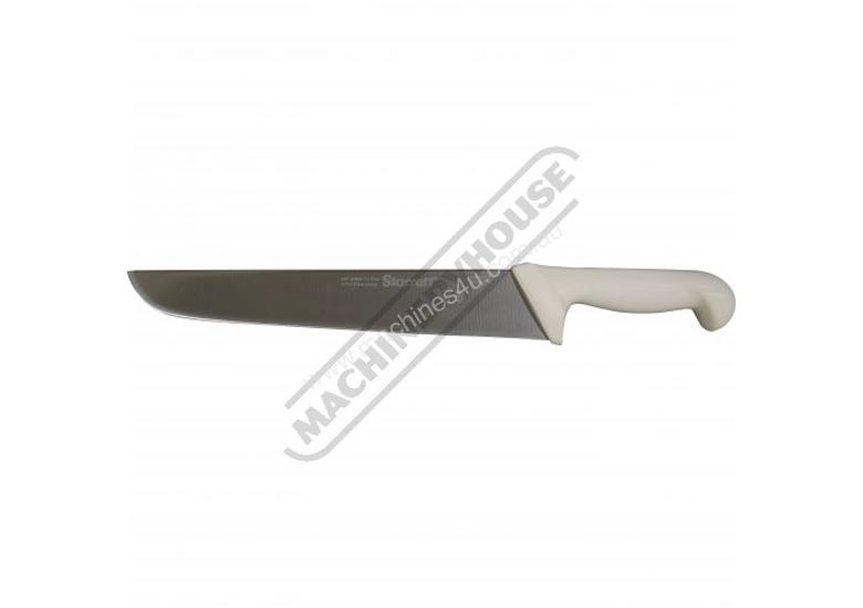 BKW-11 Professional Butchers Knife Set - 11 Piece The special steel alloy of Starrett® professional