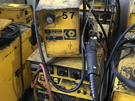 WIA MIG Welder Weldmatic Fabricator 320 amps 415 Volt with SWF Seperate Wire Feeder - picture0' - Click to enlarge
