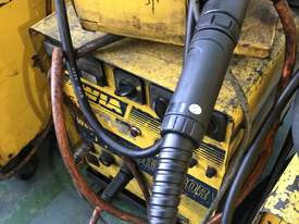WIA MIG Welder Weldmatic Fabricator 320 amps 415 Volt with SWF Seperate Wire Feeder - picture3' - Click to enlarge