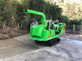 2018 Hansa C60RX Tracked Wood Chipper - picture2' - Click to enlarge