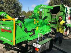 2018 Hansa C60RX Tracked Wood Chipper - picture3' - Click to enlarge