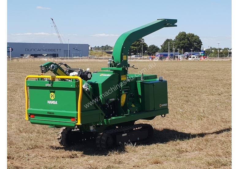 2020 Hansa C60RX Tracked Wood Chipper
