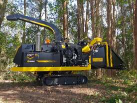 2020 Hansa C60RX Tracked Wood Chipper - picture2' - Click to enlarge