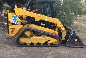 Caterpillar 2017 CAT 259D Positrack