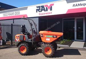 Used AUSA D150AHG Articulated Dumper - 1.5 tonne