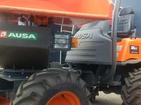 Used AUSA D150AHG Articulated Dumper - 1.5 tonne - picture2' - Click to enlarge