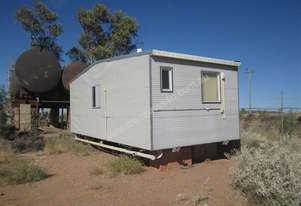 Portable Building – 2 rooms, Bathroom and kitchen