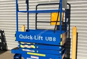 AHI USED 8FT SCISSOR LIFT