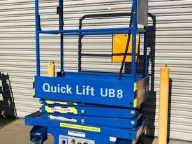 USED 8FT SCISSOR LIFT - picture0' - Click to enlarge