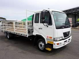 2010 Nissan UD MK6 Automatic Tray Truck - picture0' - Click to enlarge