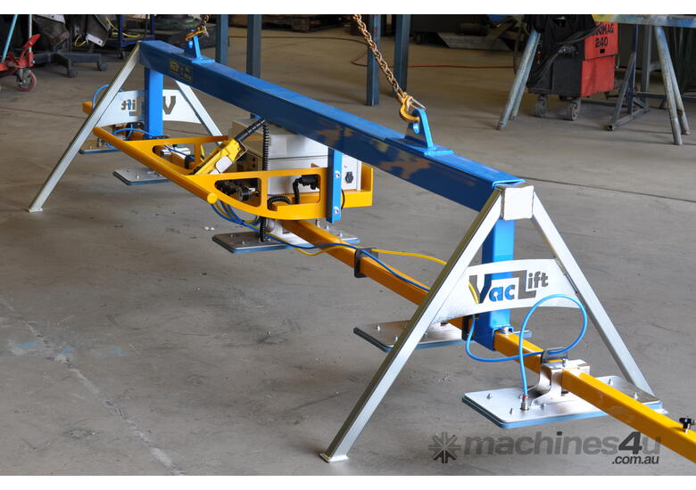 VACLIFT CVL500BWS (Battery powered unit)