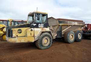 1996 Caterpillar D250E 6X6 Articulated Dump Truck *CONDITIONS APPLY*