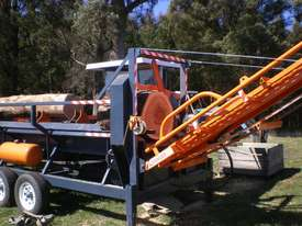 REX LOG SAW 1050 - picture2' - Click to enlarge