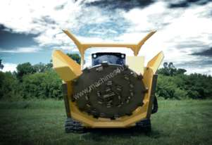 Skid Steer Forestry Mulcher