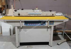 Excellent condition and well maintained pre-glued edgebander.