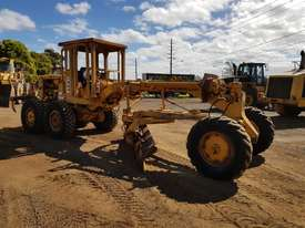 1970 Caterpillar 14E Grader *CONDITIONS APPLY* - picture0' - Click to enlarge