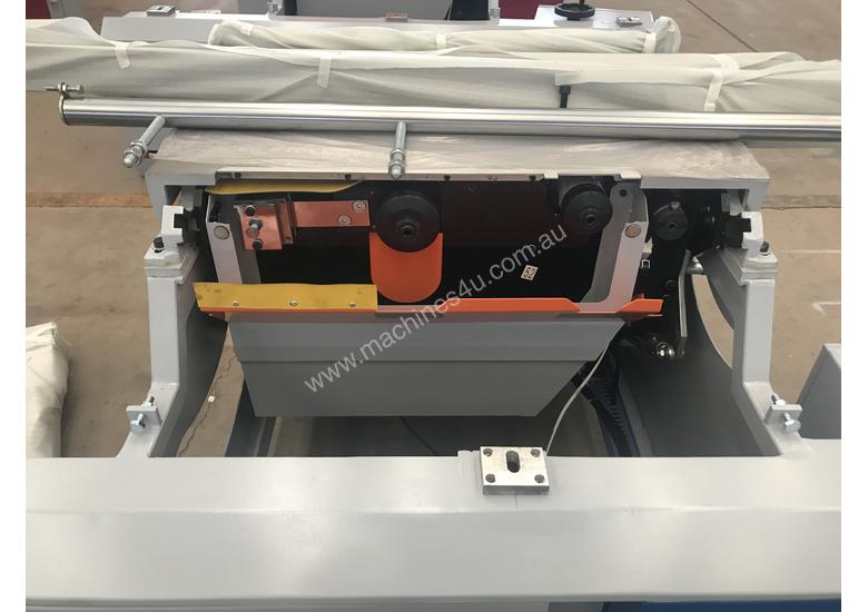 New Heavy Duty panel saw from Forza Machinery