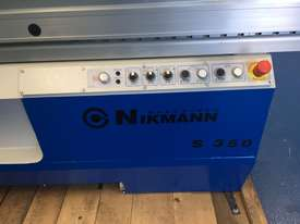 NikMann S350 Heavy Duty panel saw  -  Made in Europe - picture2' - Click to enlarge