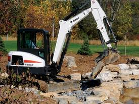 E42 Excavator - picture1' - Click to enlarge