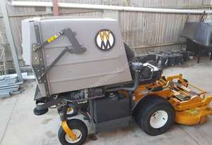 Walker   Out Front Mower