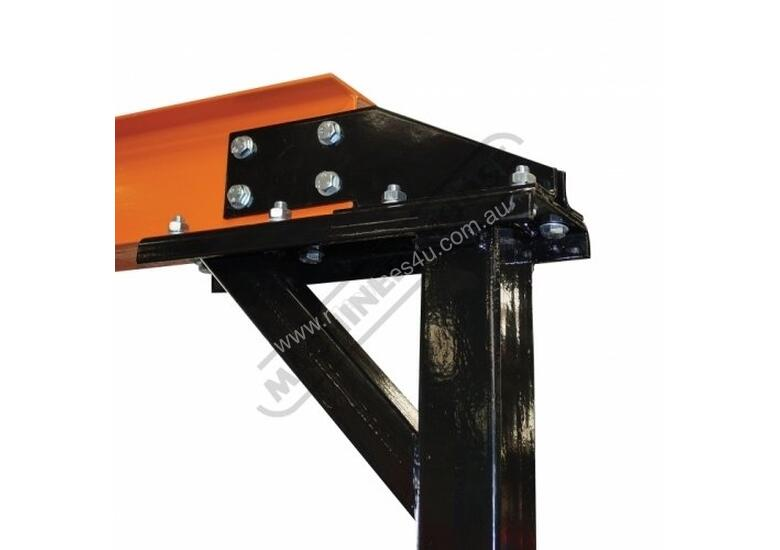 MGT-1TGT Mobile Girder Rail Package Deal 1 Tonne Capacity Includes 1T x 3M Chain Block & 1T Girder T