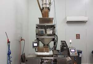Coffee Weighing and Packing machine line