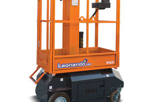 Bravi Leonardo HD Elevated Work Platform 180kg Capacity