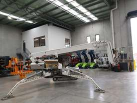 Spider Lift - 27.5m Stick Boom - picture3' - Click to enlarge