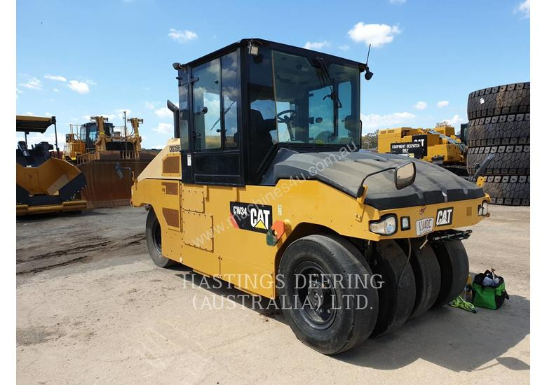 CATERPILLAR CW34 Pneumatic Tired Compactors