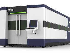 HSG 6020H Advanced 6 metre Fiber Laser - picture0' - Click to enlarge
