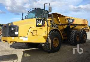CATERPILLAR 740B Articulated Dump Truck
