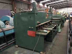Kleen - Hydraulic Guillotine - picture0' - Click to enlarge