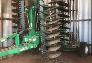 K-Line 2945DDT Disc Plough Tillage Equip