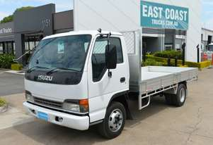 Isuzu 2004   NPR 300 Tray Top