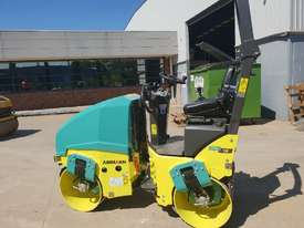 UNUSED AMMANN 1.5T TANDEM ROLLER - picture0' - Click to enlarge