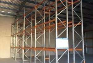 COLBY Warehouse Pallet Storage Racking New Condition