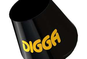 Digga 110 Ltr Cement Mixer Bowl 75mm Sq Drive