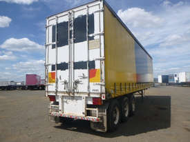 Freighter Semi Curtainsider Trailer - picture1' - Click to enlarge