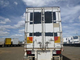 Freighter Semi Curtainsider Trailer - picture6' - Click to enlarge