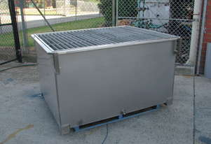 Stainless Steel Tank - 1450L
