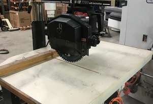 Dewalt RADIAL ARM SAW SINGLE PHASE