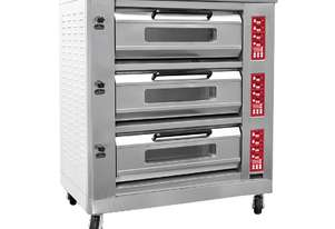 Infrared Triple Deck Oven - FED-3PD