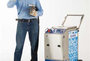 Cryonomic Dry ice cleaning